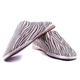 babouche-femme-cuir-zebre