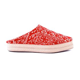 wedge heel slipper terz el gherza