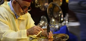 Héritages de lumières artisanales marocaines