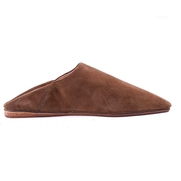 Slippers ladies-daddy-brown-3